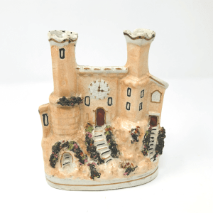 Two Towers Peach Staffordshire Castle