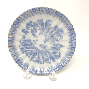 Pale Blue Tiefenfurt Plate