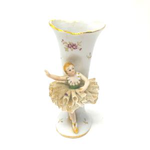 Tiny Ballerina Vase