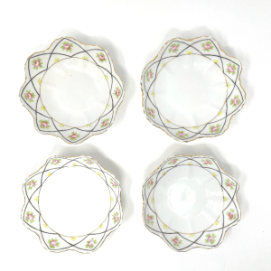 4 Nippon Berry Bowls