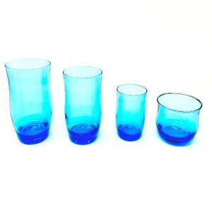 Turquoise MCM Tumblers