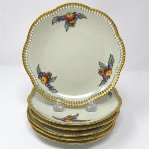 Bavarian Fruit Plates