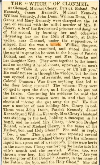 the-witch-of-colonmel-exorsisem-murder-flintshire-observer-mining-journal-and-general-advertiser-for-the-counties-of-flint-dendigh-4-april-1895-part-1
