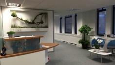 A Office plants in london