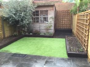 A Garden in London Fields