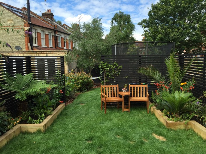 garden design play area crouch end london