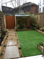 Garden design, Hackney
