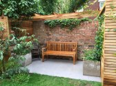 Garden design and build in Crouch End, London