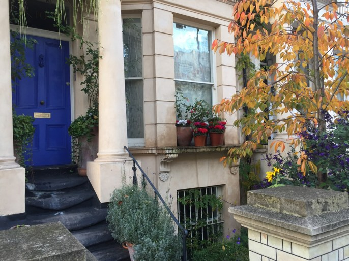 Garden services Notting Hill London