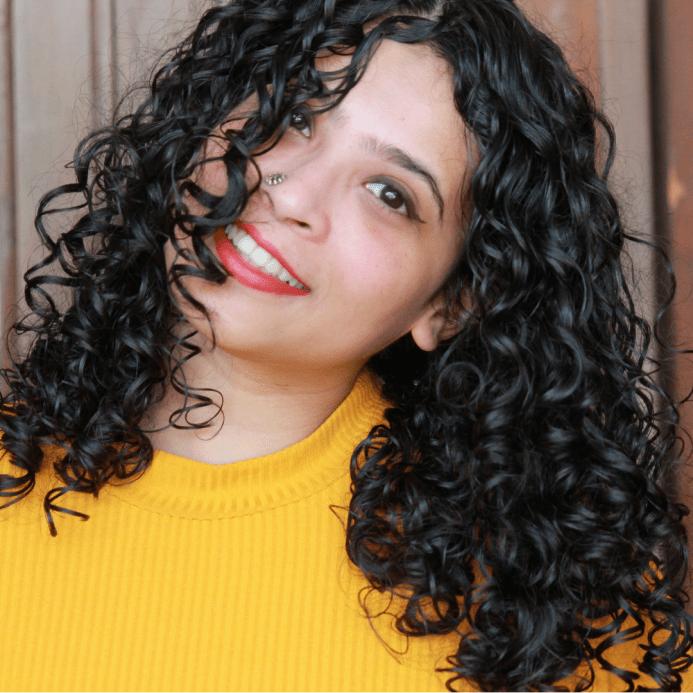 Healthy Curly Hair