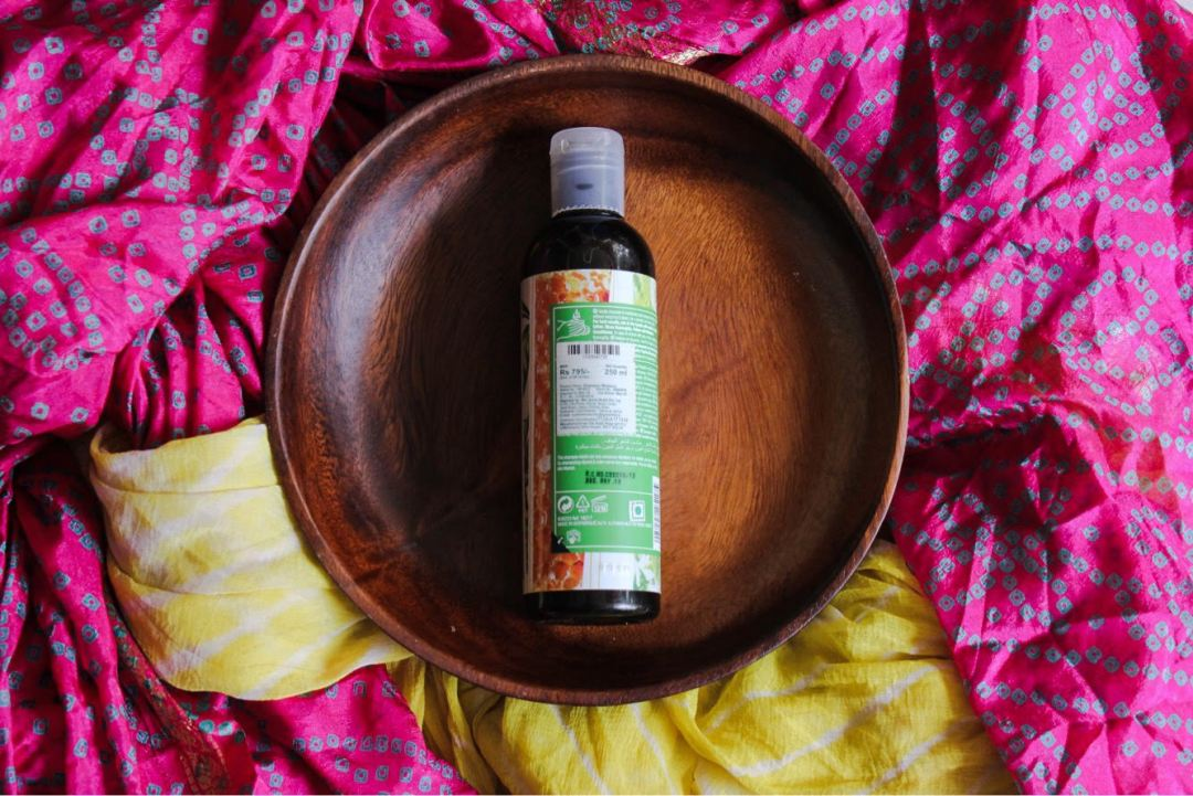 The Body Shop Rainforest Moisture Shampoo for Dry Hair