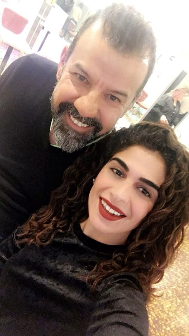 Komal Malik With Denis DaSilva