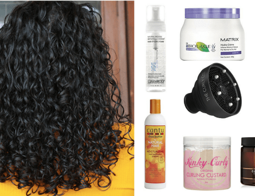 Curly Hair Products in India