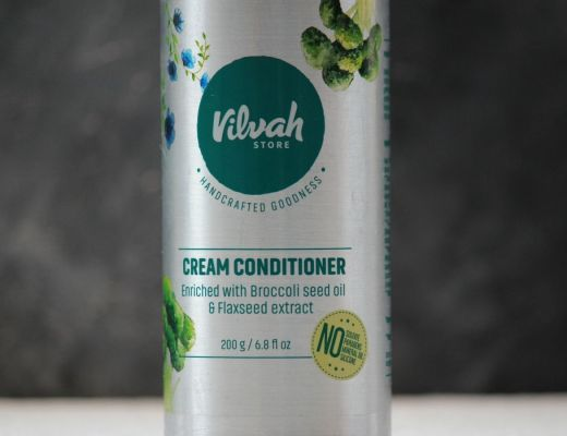 Vilvah Cream Conditioner Bottle