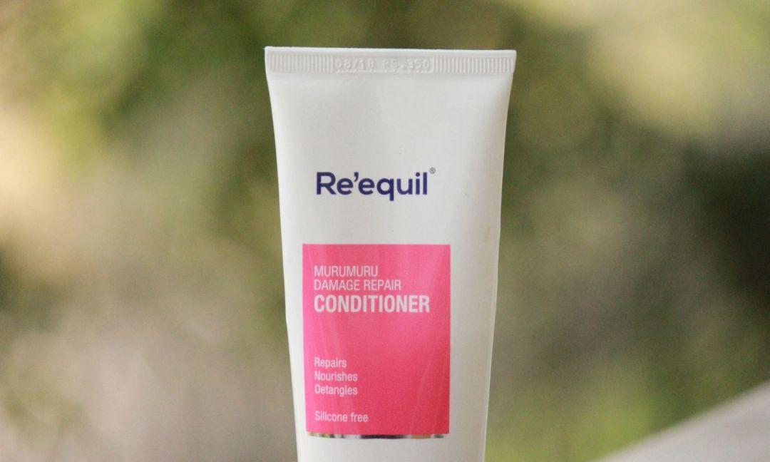 Re'equil Murumuru Damage Repair Conditioner