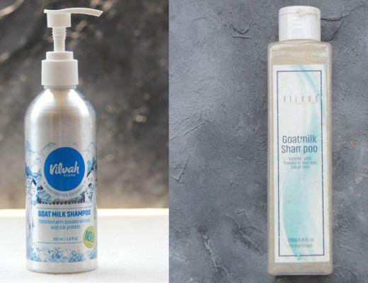 Vilvah Goatmilk Shampoo
