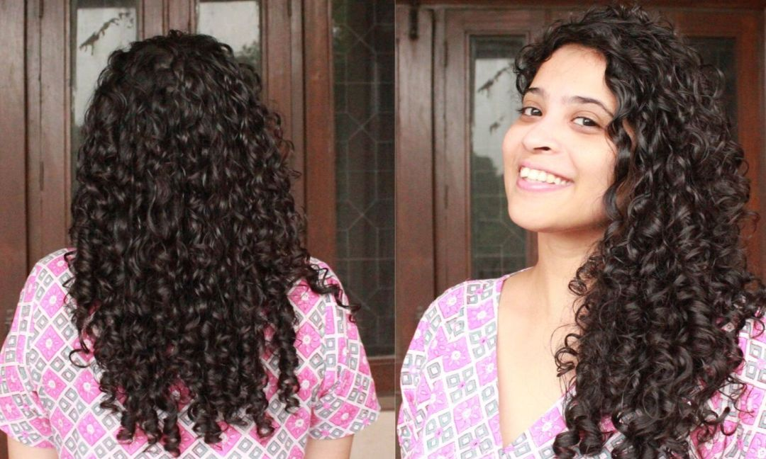kinky curly curling custard results