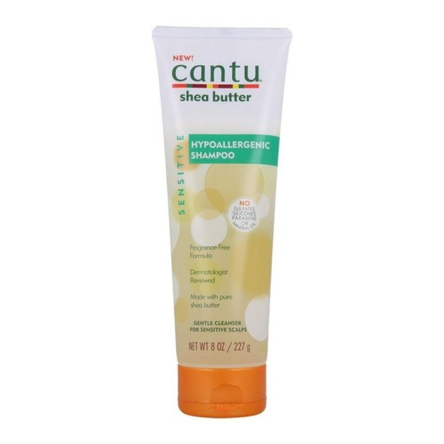Cantu Sensitive Hypoallergenic Shampoo Review