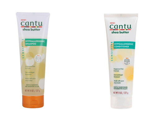 Blog Feature Image - Cantu Sensitive Hypoallergenic Shampoo & Conditioner