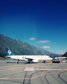 Queenstown's surreal beauty begins as soon as you land at ZQN. If you don't plan to rent a car, a shuttle from Frankton, where the airport is located and into town is easy and inexpensive (about $15 USD).