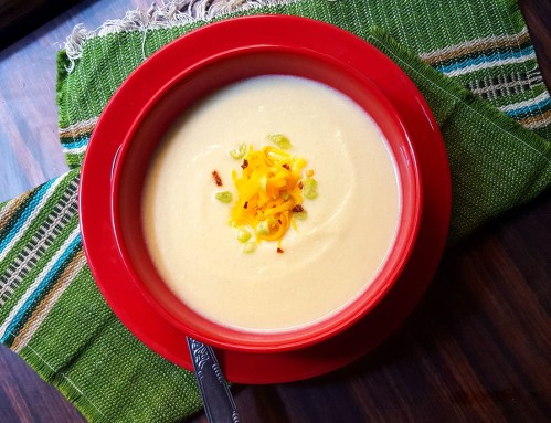 Kewa Datshi Soup