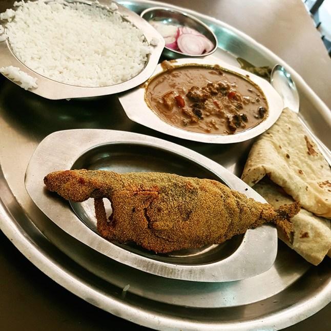 Bangda Thali and Vajri Masala, Gomantak, Goan food, Mumbai