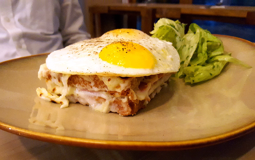 Croque Madam, Poetry by Love and Cheesecake