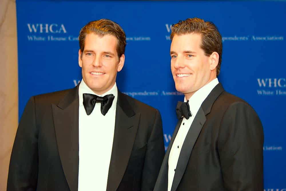 Bitcoin is a Piece of Future per Cameron - Winklevoss Twins