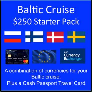 $250 Baltic Cruise Starter Pack