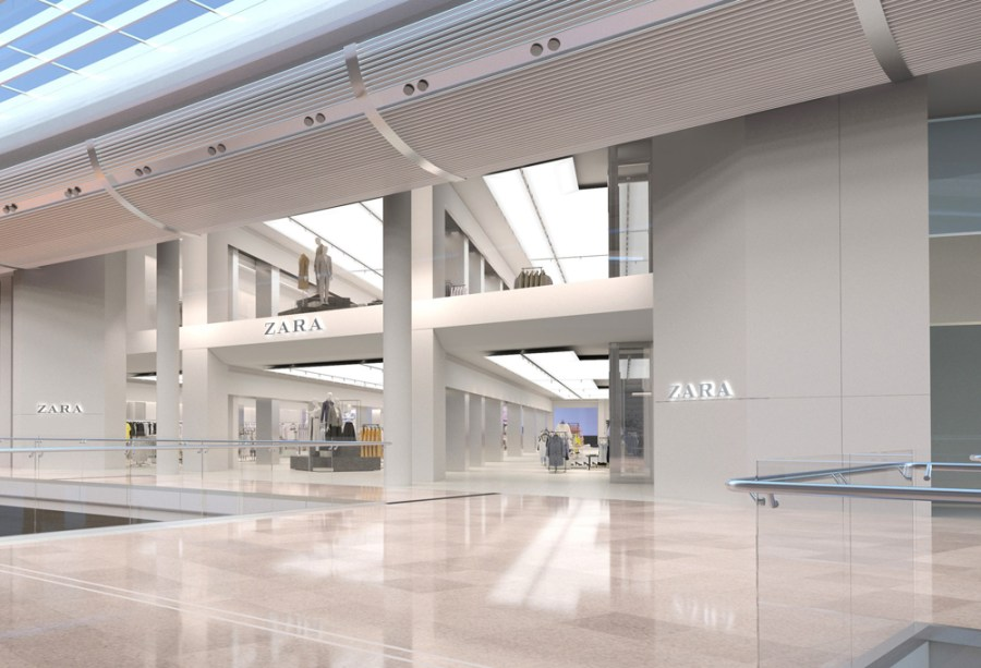 Zara's new flagship due to open in May