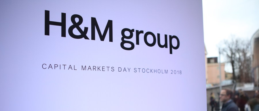 H&M Capital Markets Day