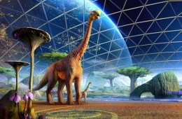 """""""Alien Zoo"""" by Dreamescape and Westfield VR experience"""