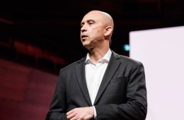 David Roberts of Singularity University at the Copenhagen Fashion Summit