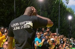 Virgil Abloh for Louis Vuitton