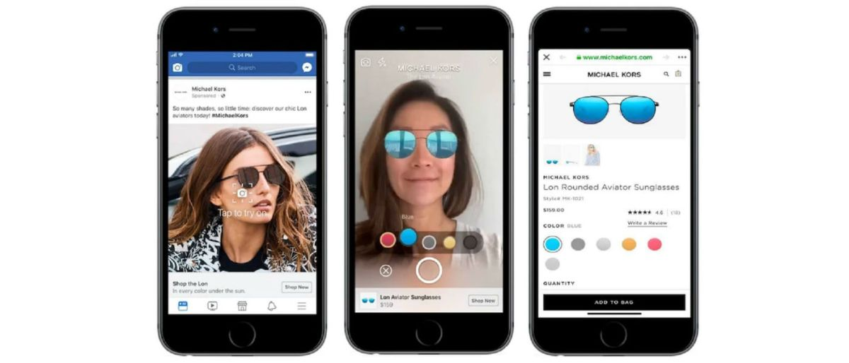 93dfa1812fd3 Facebook introduces augmented reality ads to user s feed