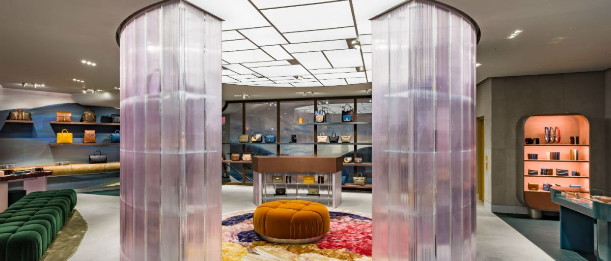 Mulberry's new London flagship