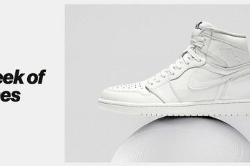 """Nike's """"The Week of The Ones"""""""
