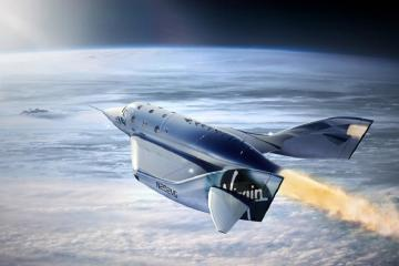 Virgin Galactic and Under Armour
