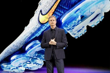 Mark Parker steps down from Nike