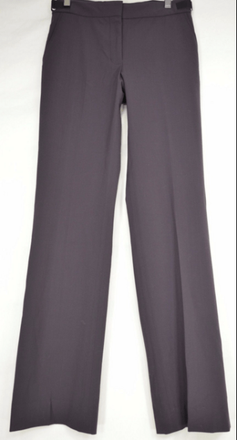 Armani-Exchange-pants-chic-professional-office-brown-flap-back-pockets-SZ-4-_162008256548[a]