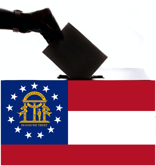 georgia ballot