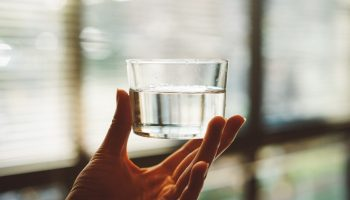 water glass test