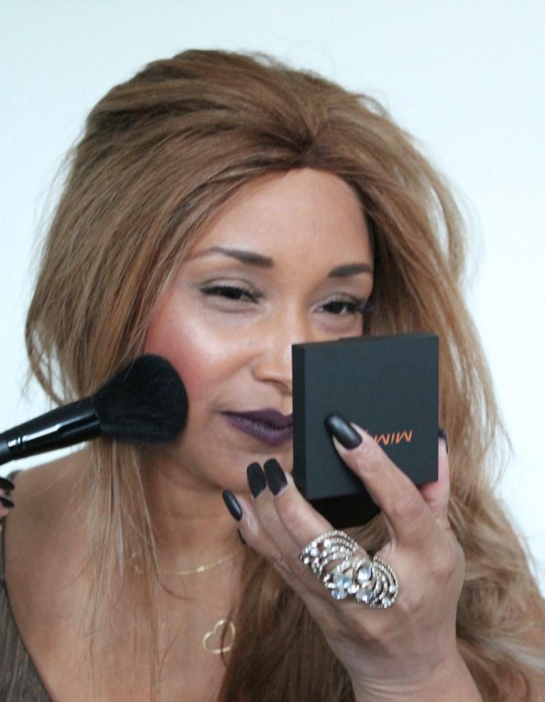Mimax make- up blush