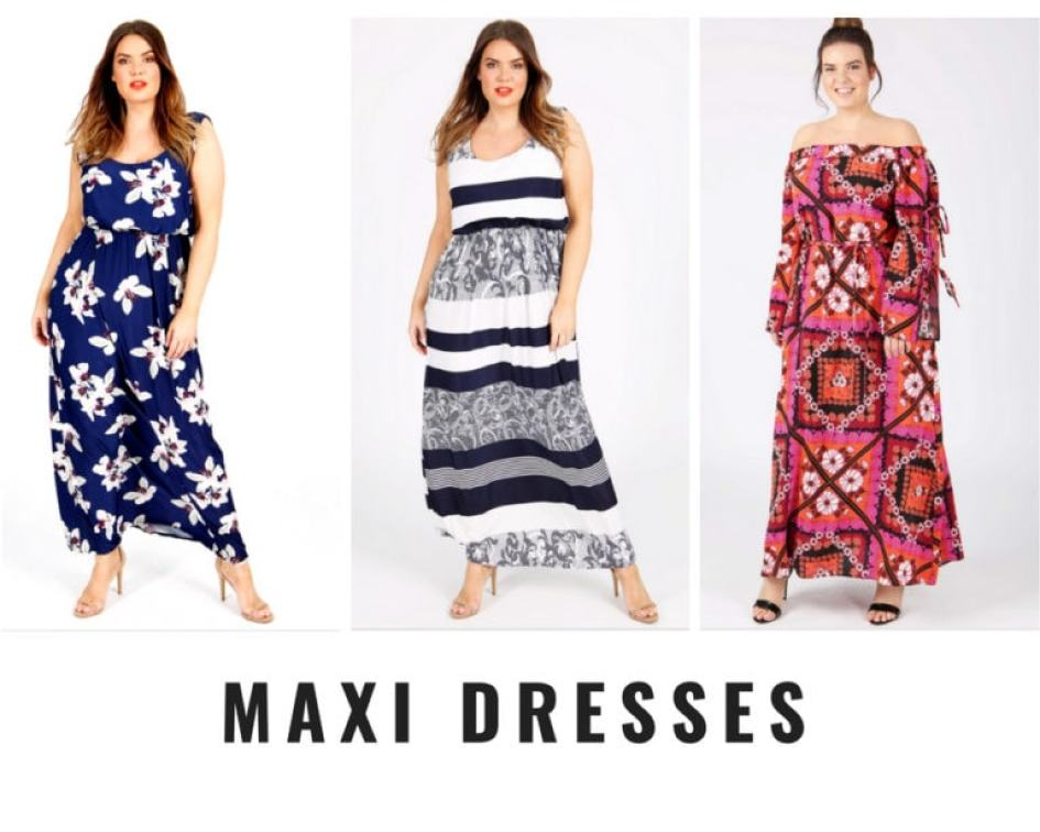 MAXI DRESSES LOVEDROBE