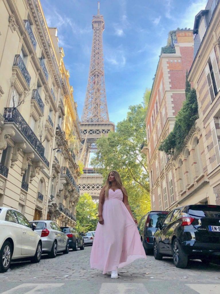 fashion week paris 18