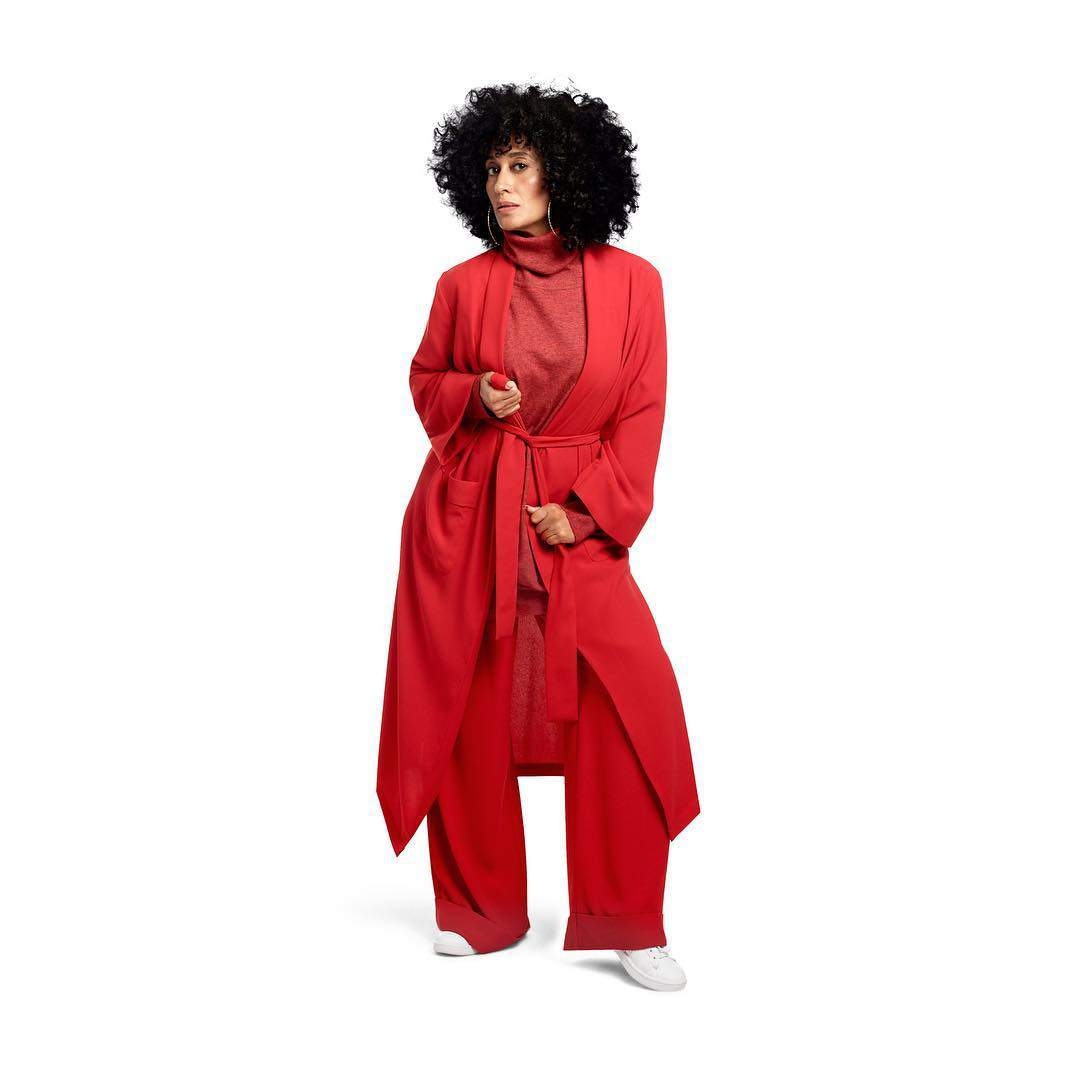 The Tracee Ellis Ross x JC Penney Collection is Coming In Plus Sizes