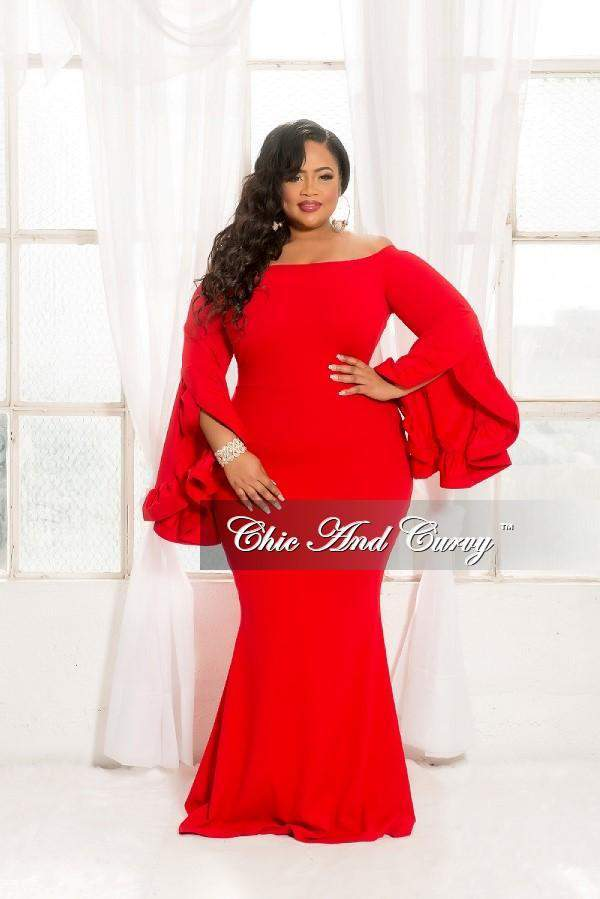 Weve Got 20 Smoking Hot Plus Size Red Dresses For Valentines Day