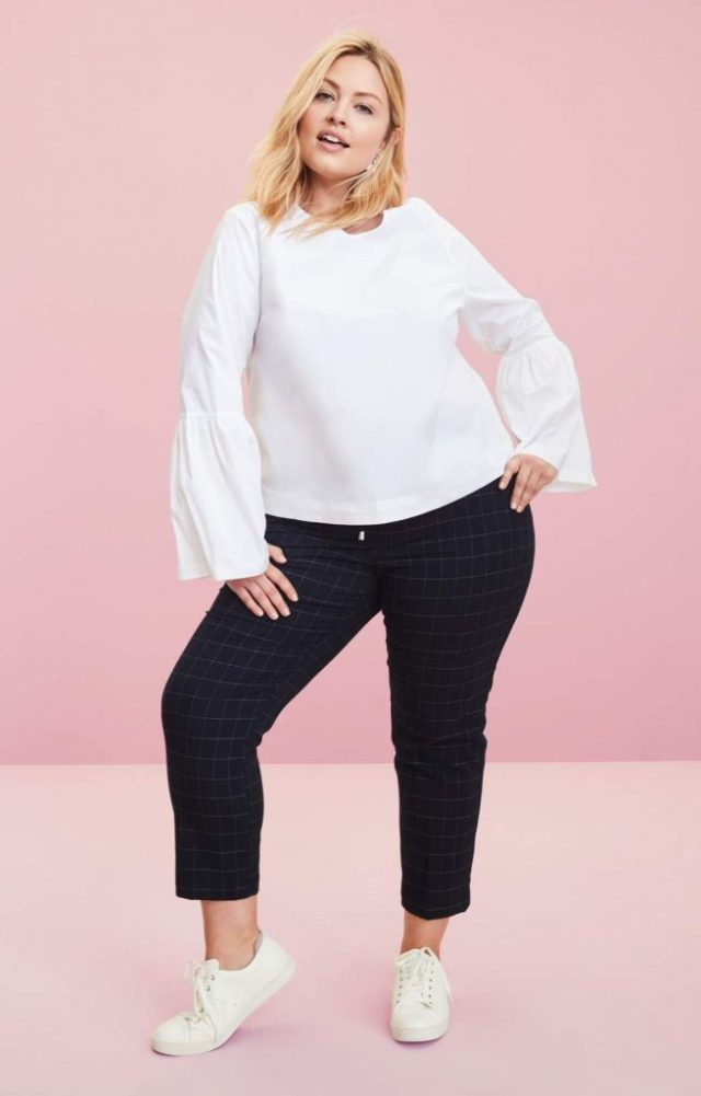 Target's New Collection, A New Day Offered in Plus Sizes