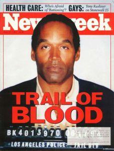 OJ NEWSWEEK COVER