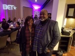 Gil and AFI Pres Jacqueline Lyanga